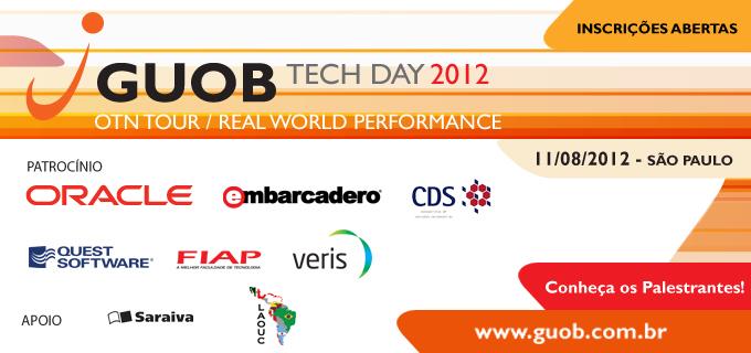 [GUOB] Visão Geral do GUOB TECH DAY 2012