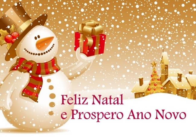 [Geral] Feliz Natal e Próspero Ano Novo